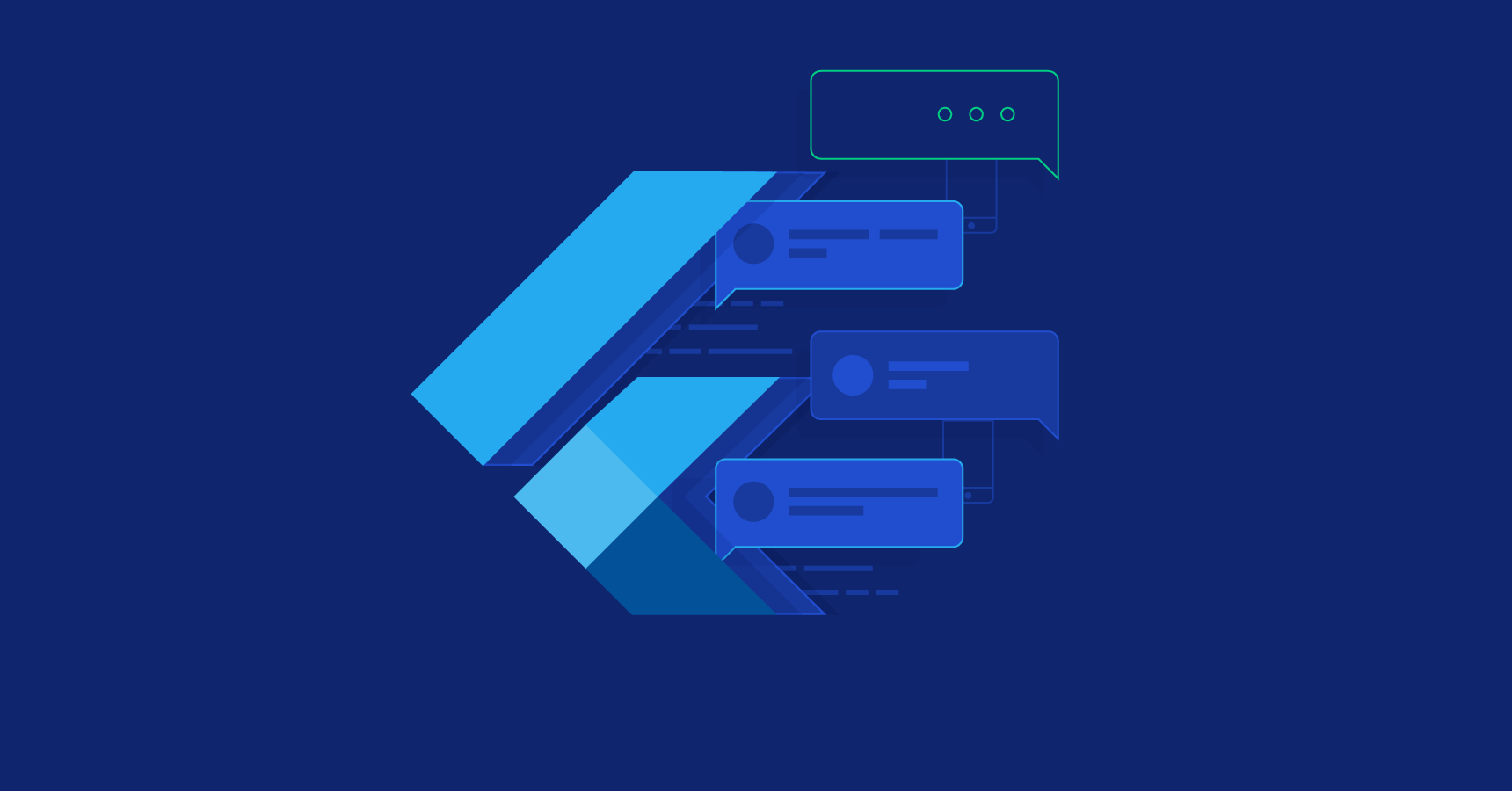 Flutter Tutorial: How to Build a Messaging App | Toptal