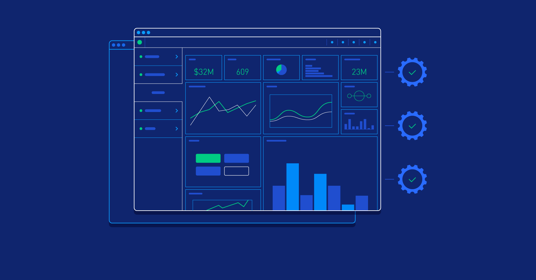 Dashboard Design Considerations And Best Practices Toptal