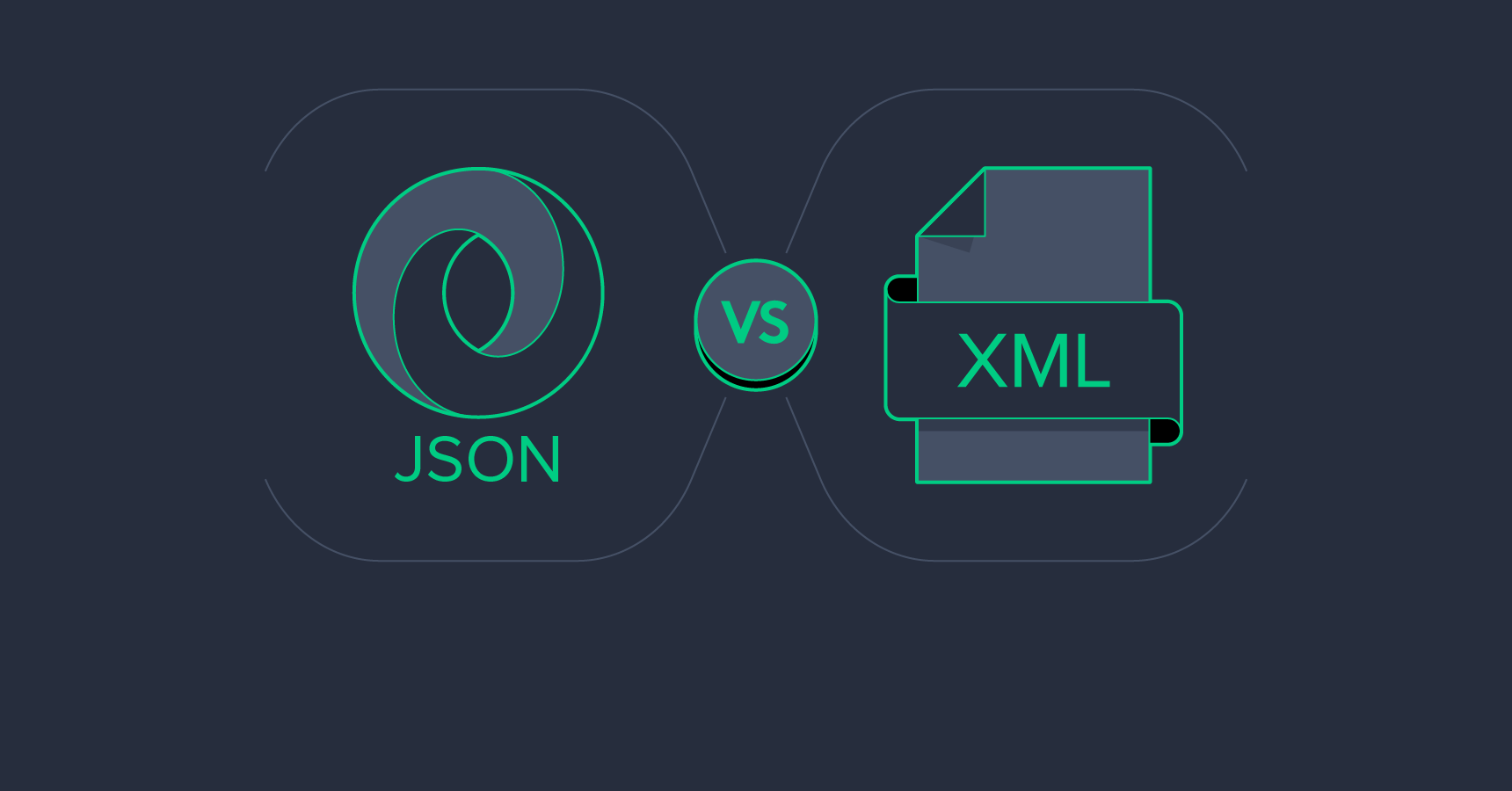 A Deep Look at JSON vs  XML, Part 1: The History of Each