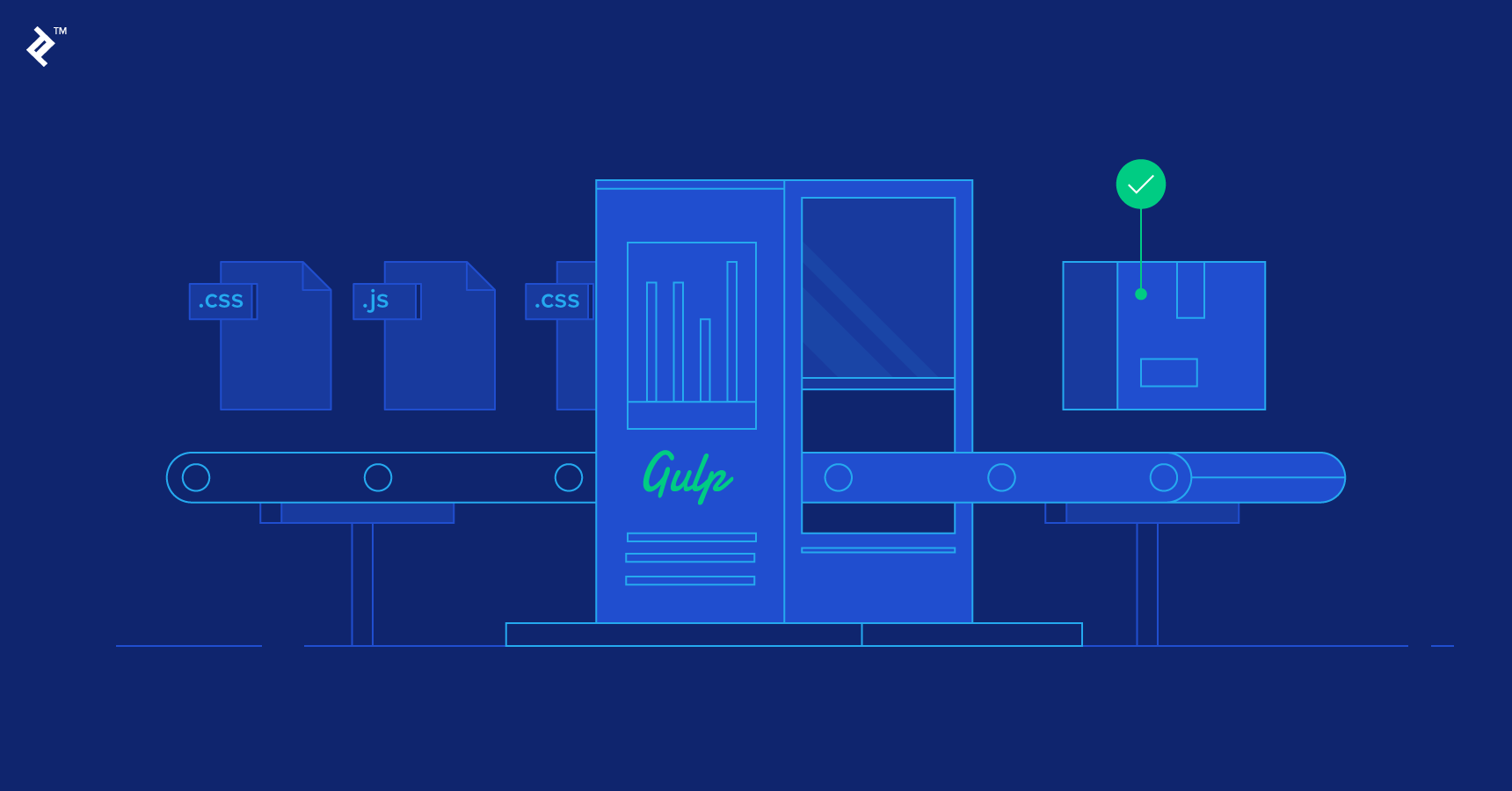 Simplify Front-end JS and CSS Optimization With Gulp | Toptal