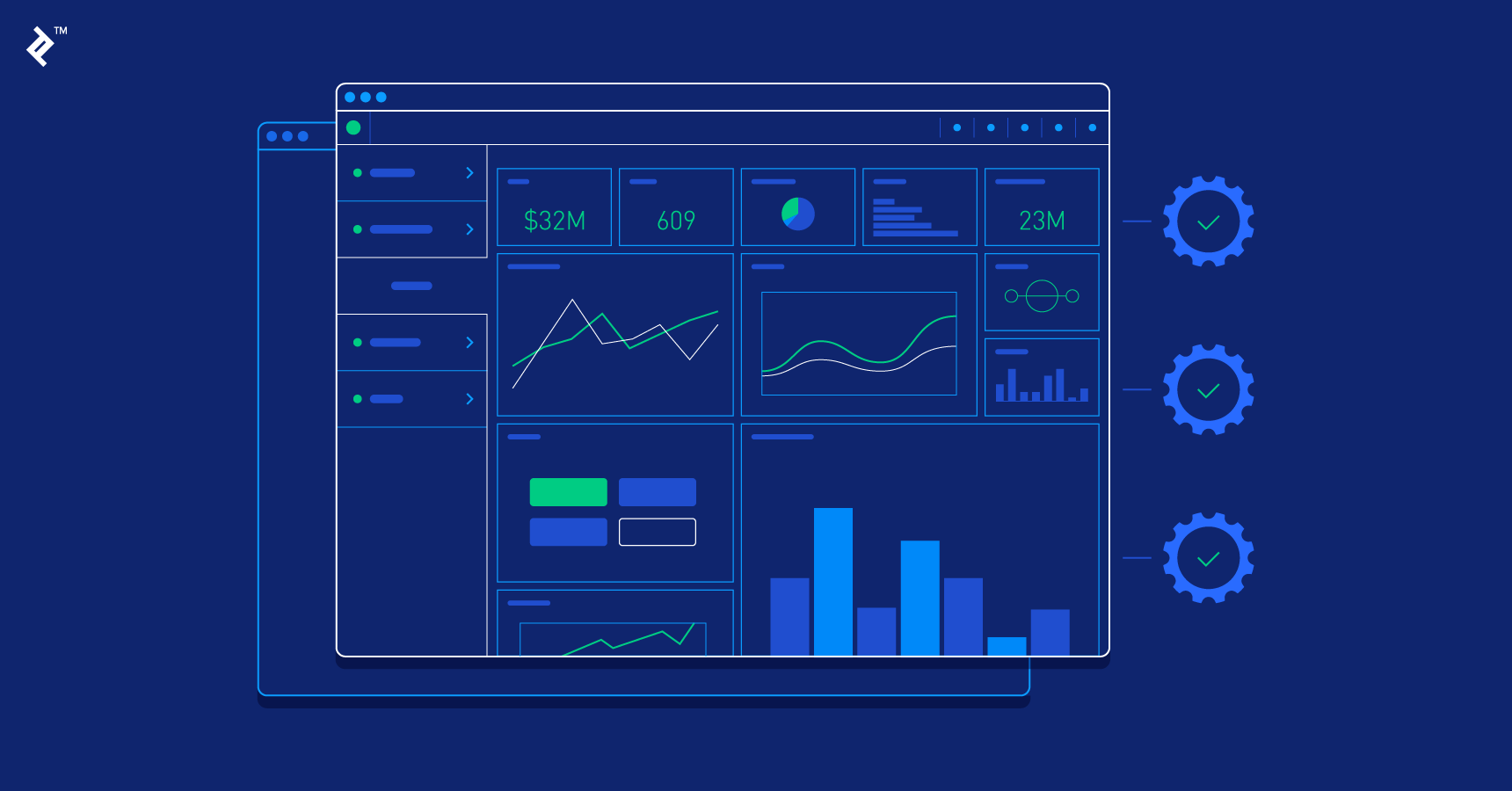 Dashboard Design - Considerations and Best Practices | Toptal