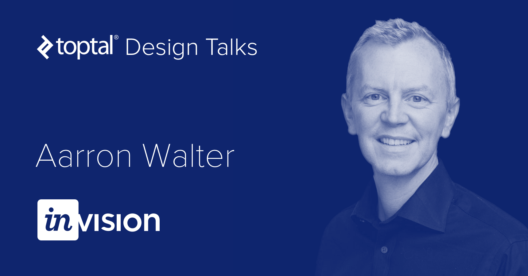 Design Talks: Better Designer and Developer Collaboration with Aarron Walter of InVision