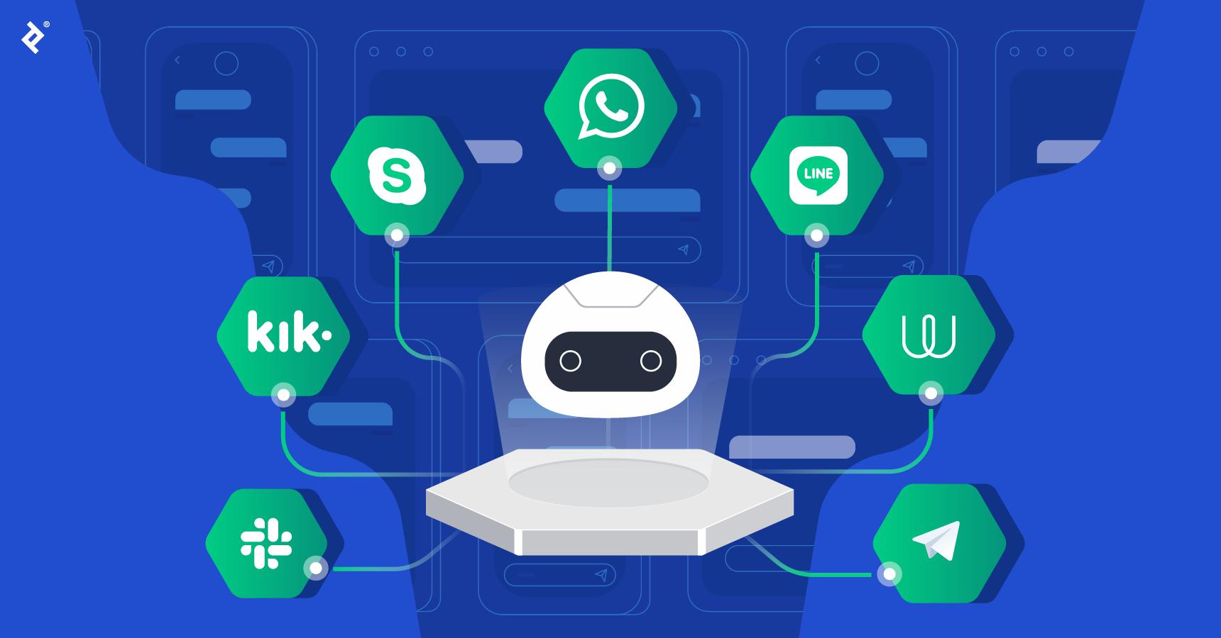 Create a WhatsApp Chatbot, Not an App