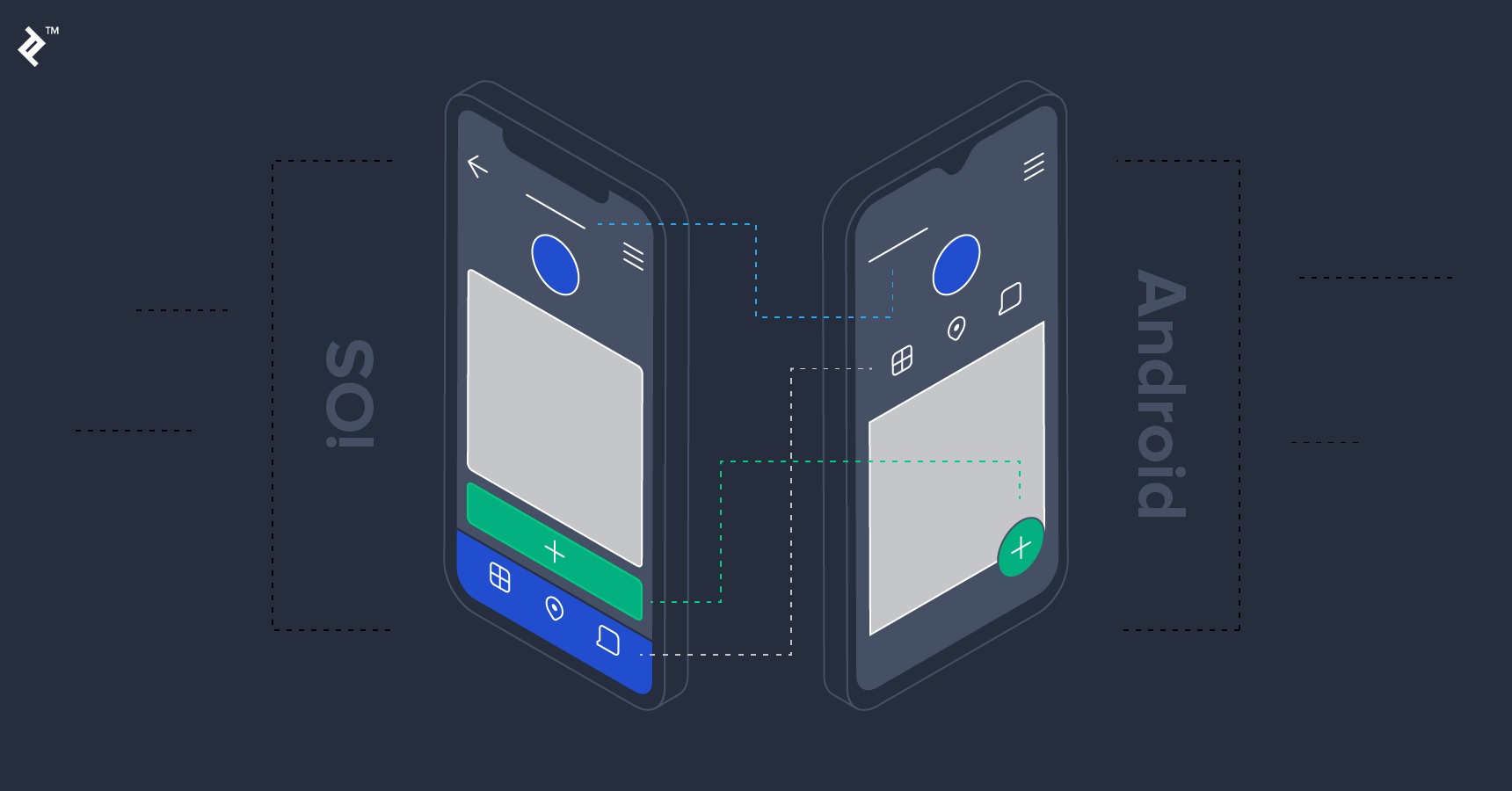 iOS vs  Android Design: What to Avoid | Toptal