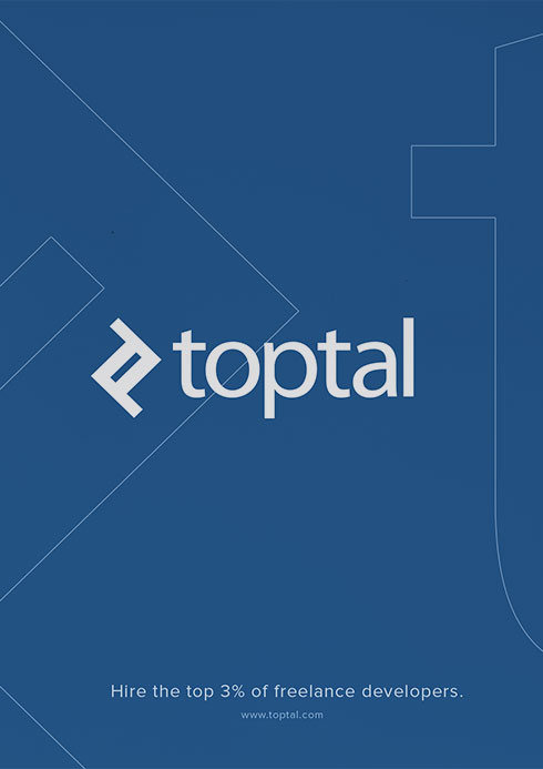 Toptal letter cover