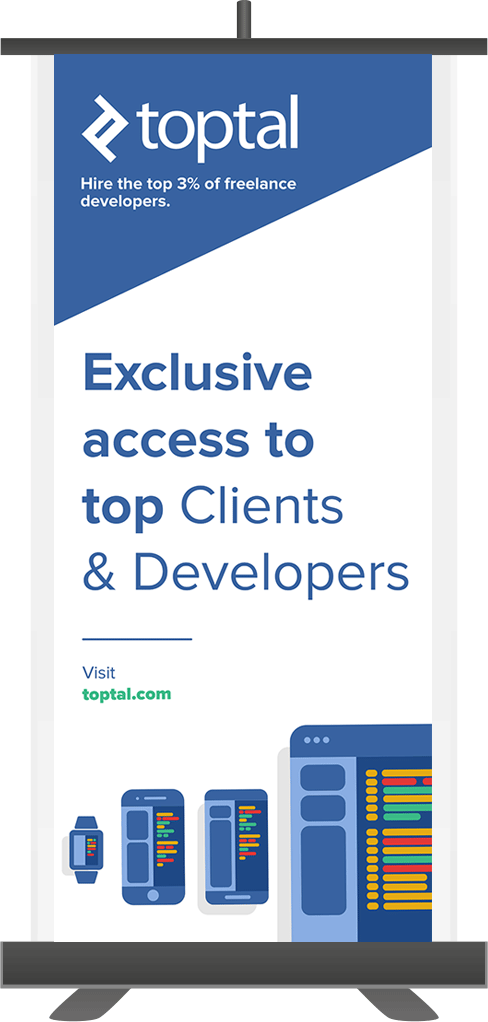 Toptal roll up
