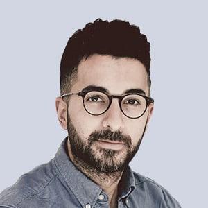 Arvand Alviri, Senior UX/UI Consultant for hire