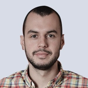Nikola Stoimenovski, Quality Assurance Developer for hire