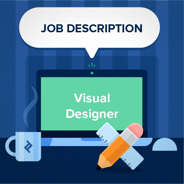Visual Designer Job Description Template Toptal