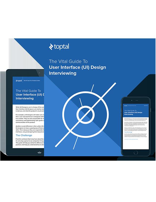 UI Design Interviewing