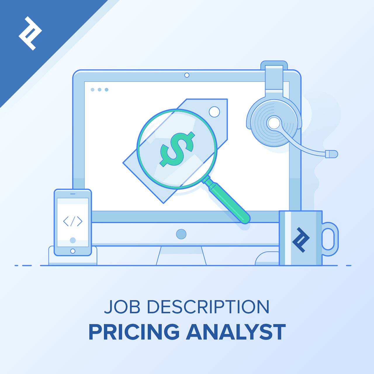 pricing analyst job description template