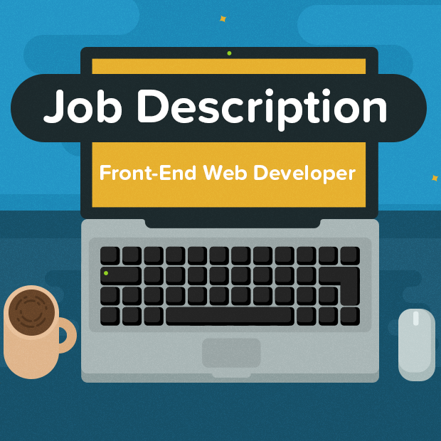 front end web developer job description template toptal