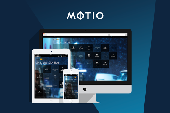 Motio · SaaS Interface