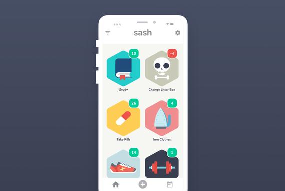 Visual Recurring Task App