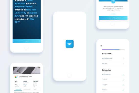 WayUp Mobile App