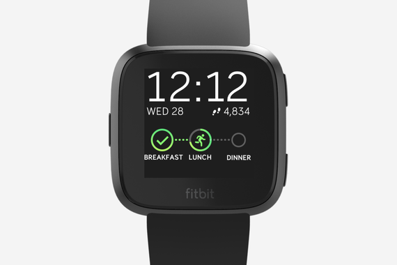 Diabetes App for Fitbit Smartwatch