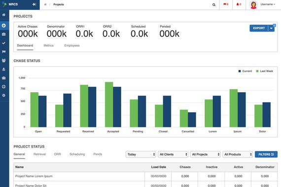 HealthDataVision MRCS Platform