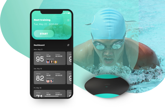 Redesign the Swimming Training