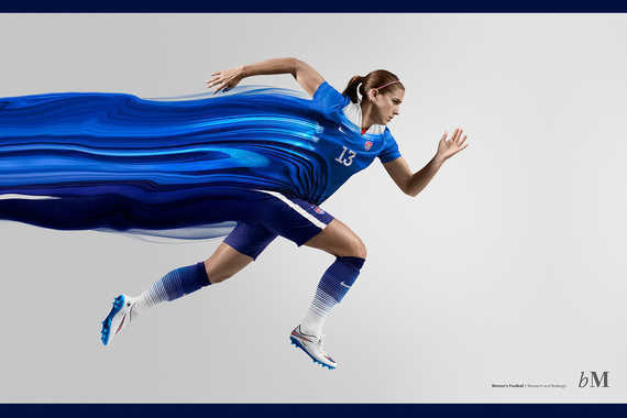 Nike Football (Soccer) Graphic Design