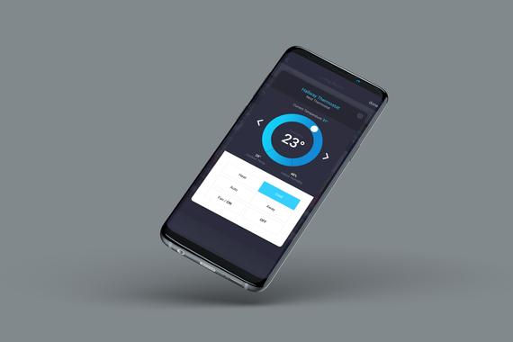 Smart Home Automation App
