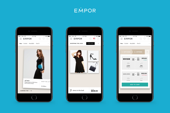 Empor | Aggregated Online Retail Experience