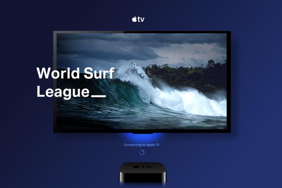 World Surf League   Apple TV