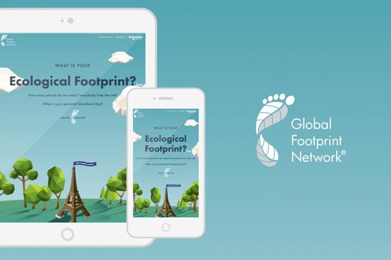 Global Footprint Network - Footprint Calculator