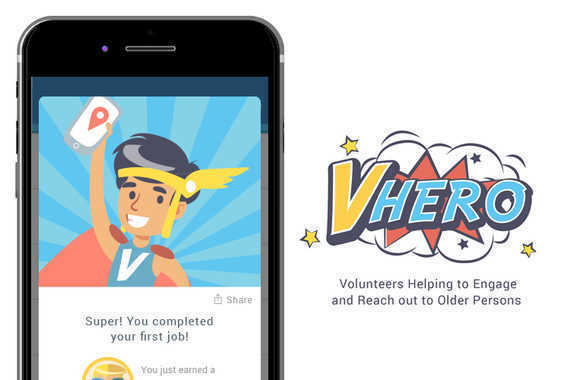 VHERO Volunteer Engagement App