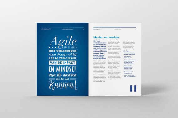 RFP Magazine Design