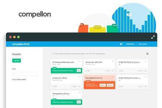 Compellon Web Application