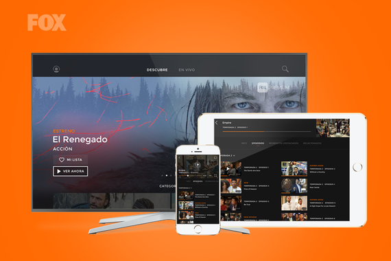 Fox Play | A User-Focused Video-Streaming App