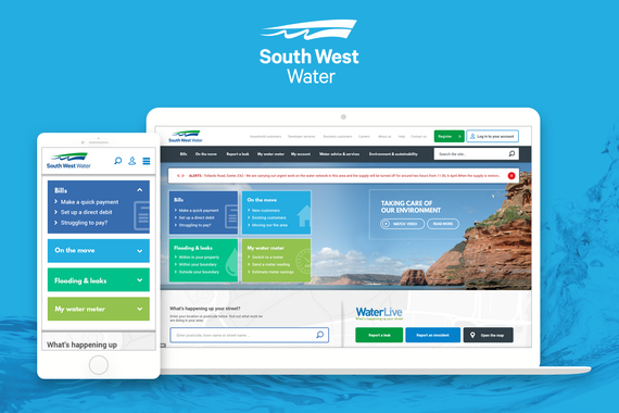 New Responsive Website To Support A Key Channel Shift Initiative