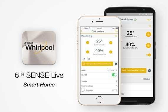 Whirlpool 6th Sense
