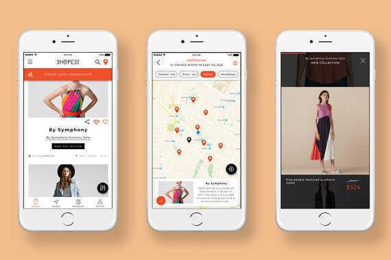 SHOPEST | iOS App