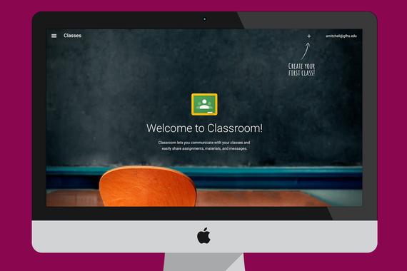 Google Classroom UX