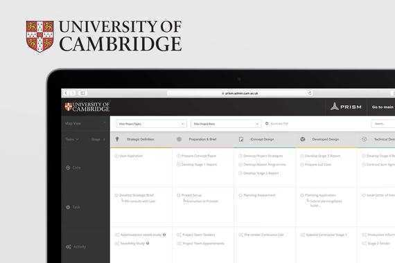 Cambridge University | Content Management Suite