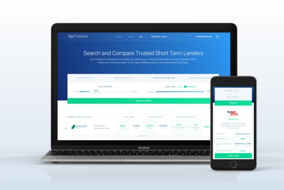 Loan Comparison Startup