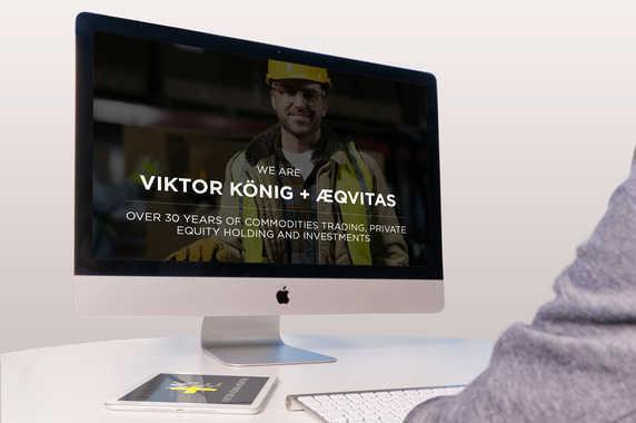 VIKTOR KÖNIG+ÆQVITAS