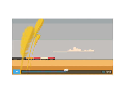 Canadian Pacific Railroad – Port to Purchase Animation