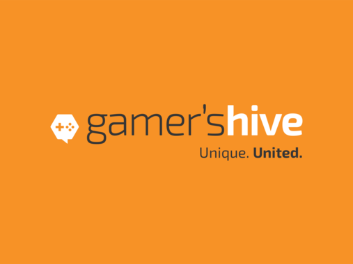 Gamer's Hive: Brand Concept & Website Design