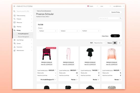 eCommerce Pricing Platform