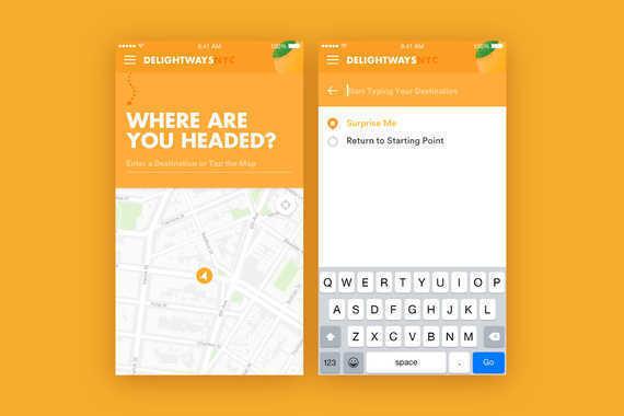 San Pellegrino Delightways App