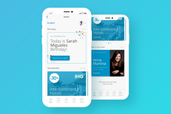 HR App