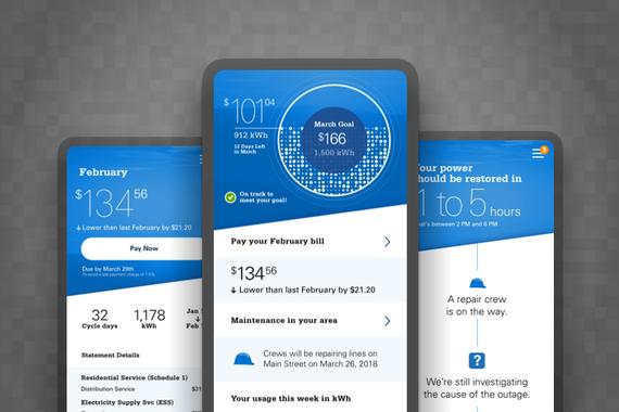 Home Energy Customer Mobile App