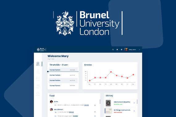 Brunel University Intranet Redesign