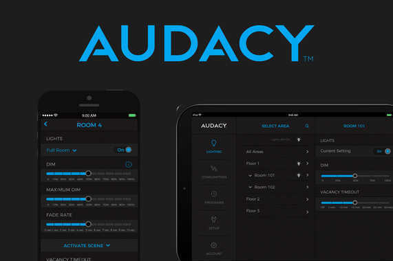 Audacy Wireless Lighting System