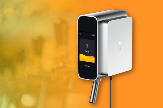 Pubinno Smart Beer Tap (IoT)