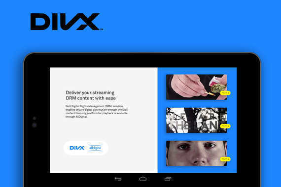 DRM Video Player - DivX