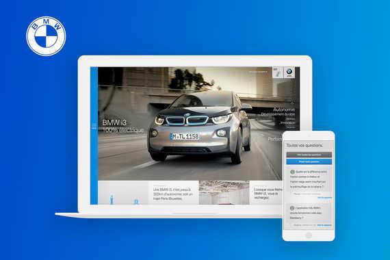 BMW: Responsive Website and Digital Campaign for BMW i3