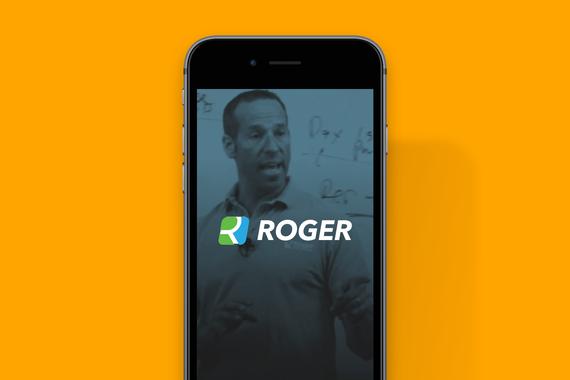 Roger CPA - Branding, UI, UX